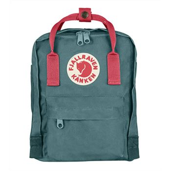 Fjallraven Mini Frost Green and Peach Pink online sale