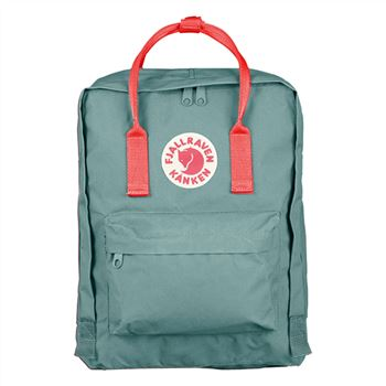 Kanken Classic Frost Green and Peach Pink official clearance sale